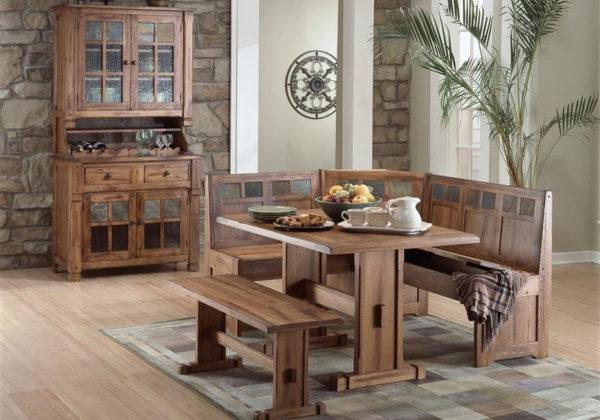Вощение деревянных поверхностей