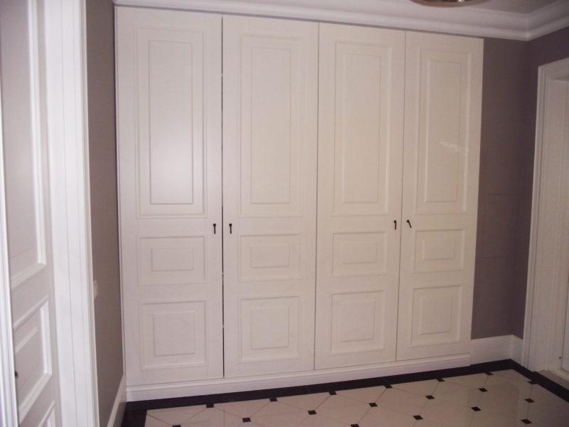 Гардеробные комнаты на заказ