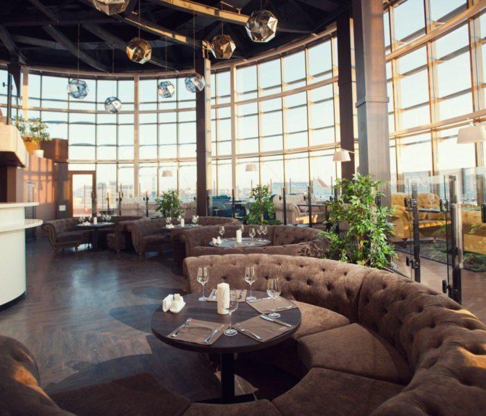Производство мебели для баров, кафе и ресторанов
