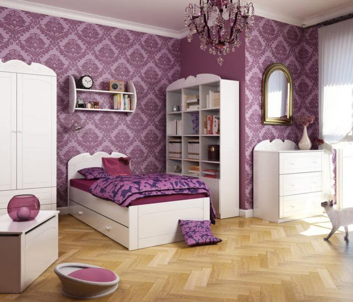 Мебель для детской комнаты под заказ